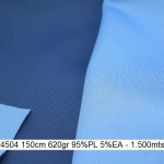 4504 double sided stretch scuba fashion fabric