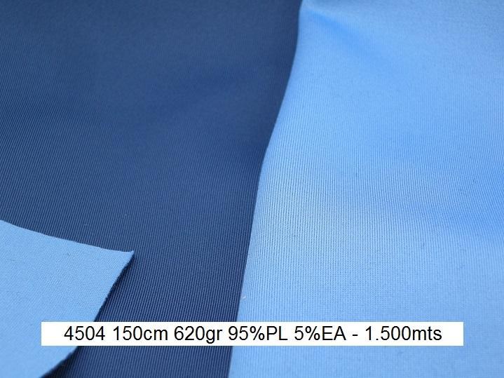 4504 double sided stretch scuba fashion fabric