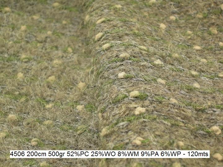 4506 chanel tweed lanacotta boiledwool coat fashion fabric