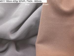 4511 grossgrain ottoman stretch jacket fashion fabric