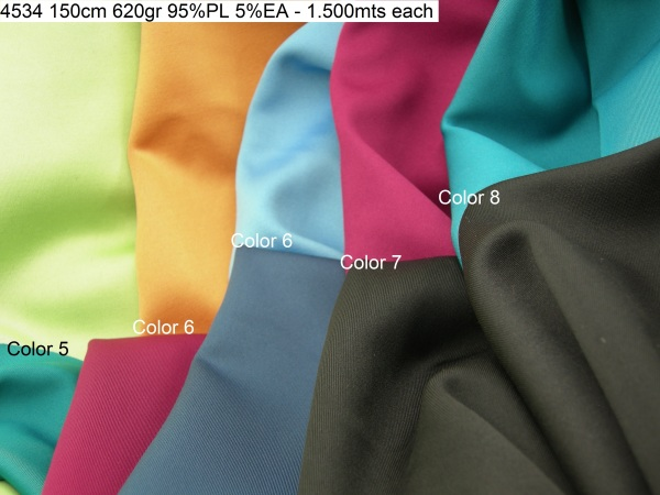 4534 scuba dobleface jacket coat fashion fabric