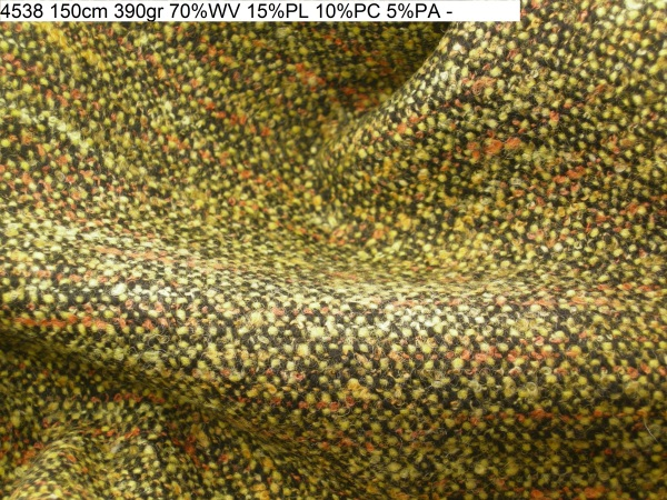 4538 boucle chanel coat fashion fabric