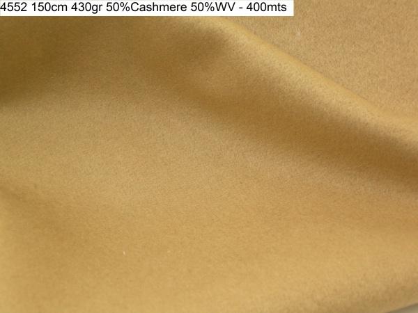 4552 cashmere blend coat fashion fabric