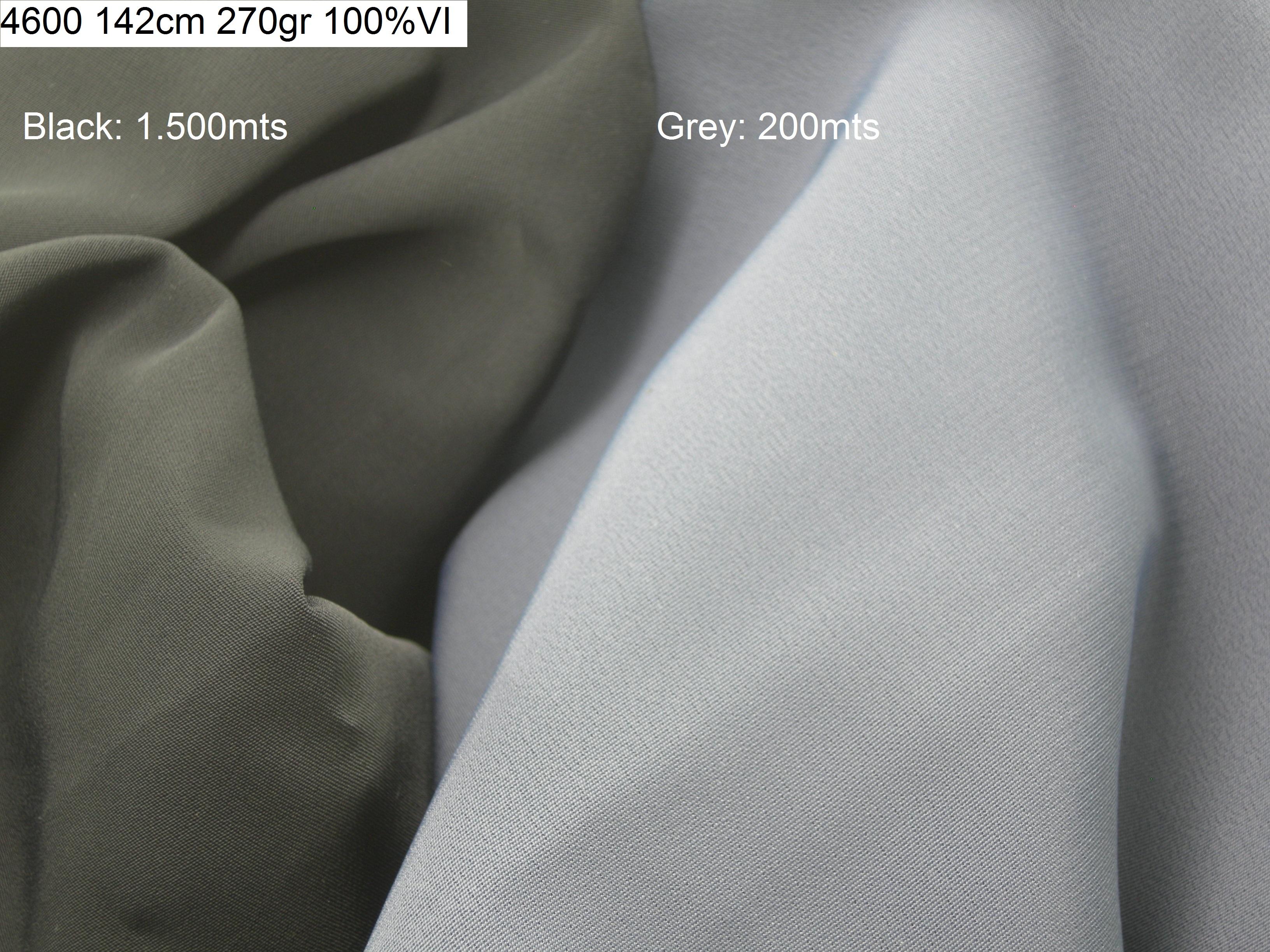 4600 crepe viscose jacket fashion fabric
