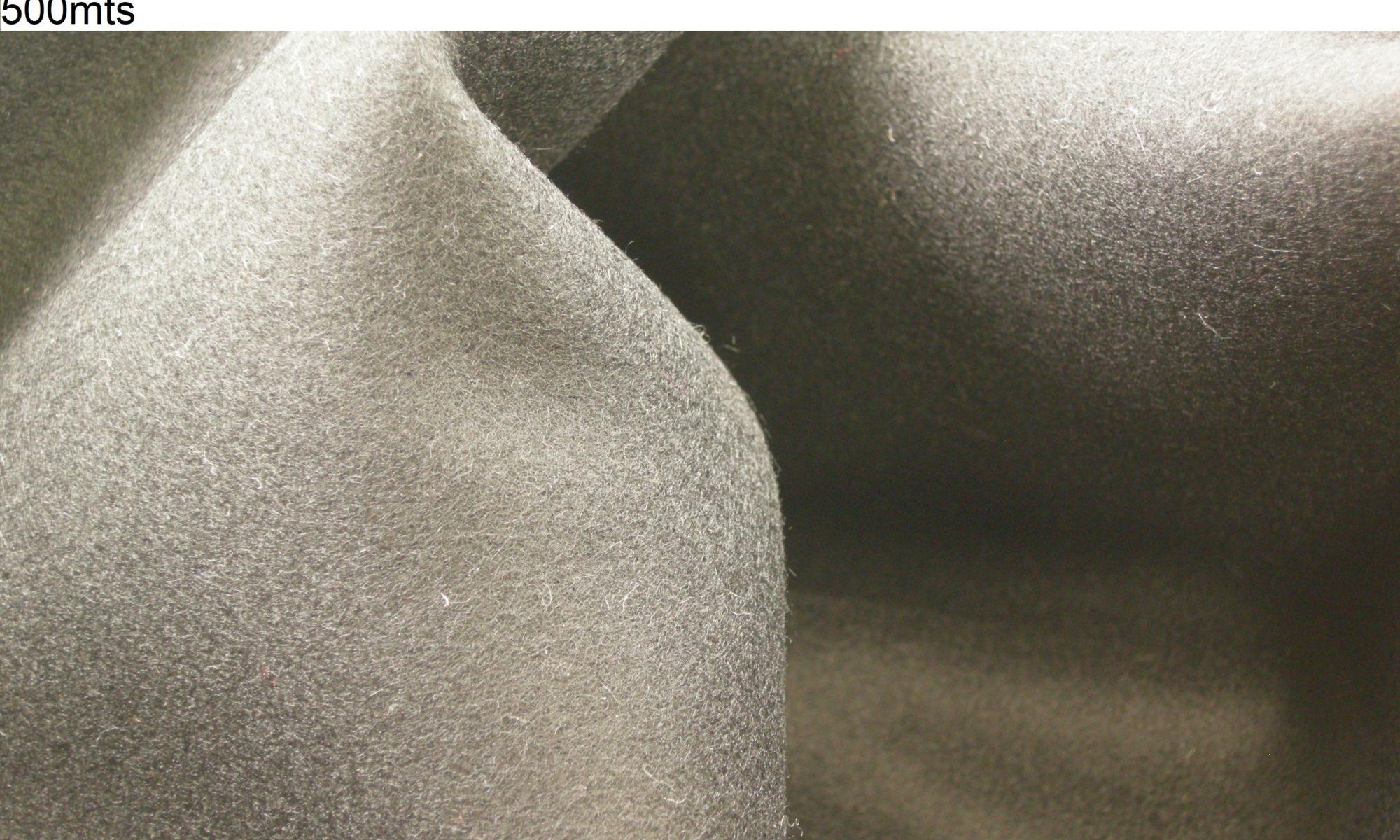 ART 7179 Felt cashmere blend thin coat fabric WIDTH cm150 WEIGHT gr570 COMPOSITION 75Virgin wool 20 Nylon polyammide 5 cashmere - 500mts