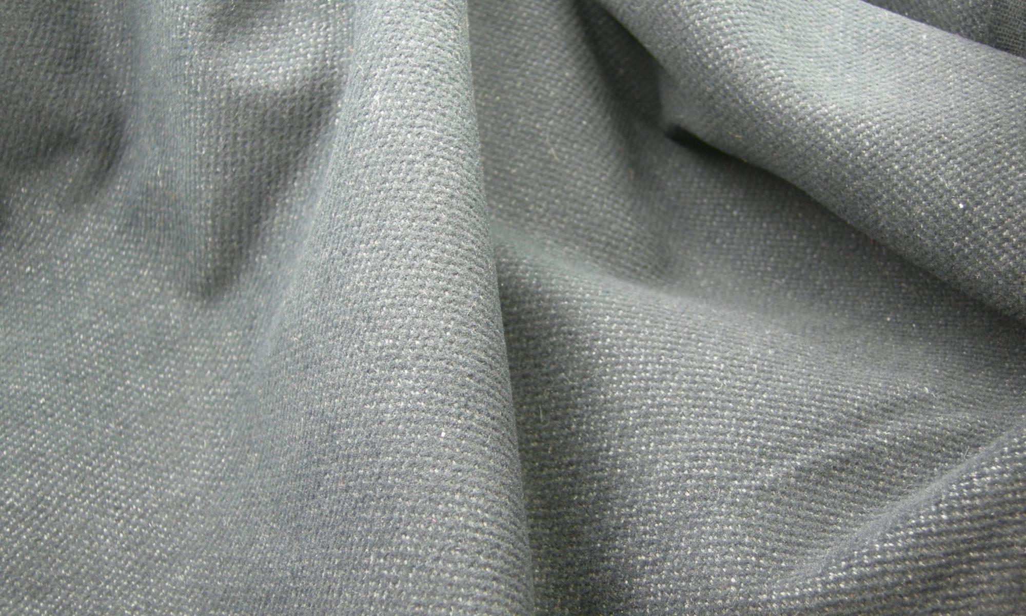 ART 7195 tiny herringbone moleskin coat fabric WIDTH cm150 WEIGHT gr530 COMPOSITION 82 cotton 18 polyester - 250mts