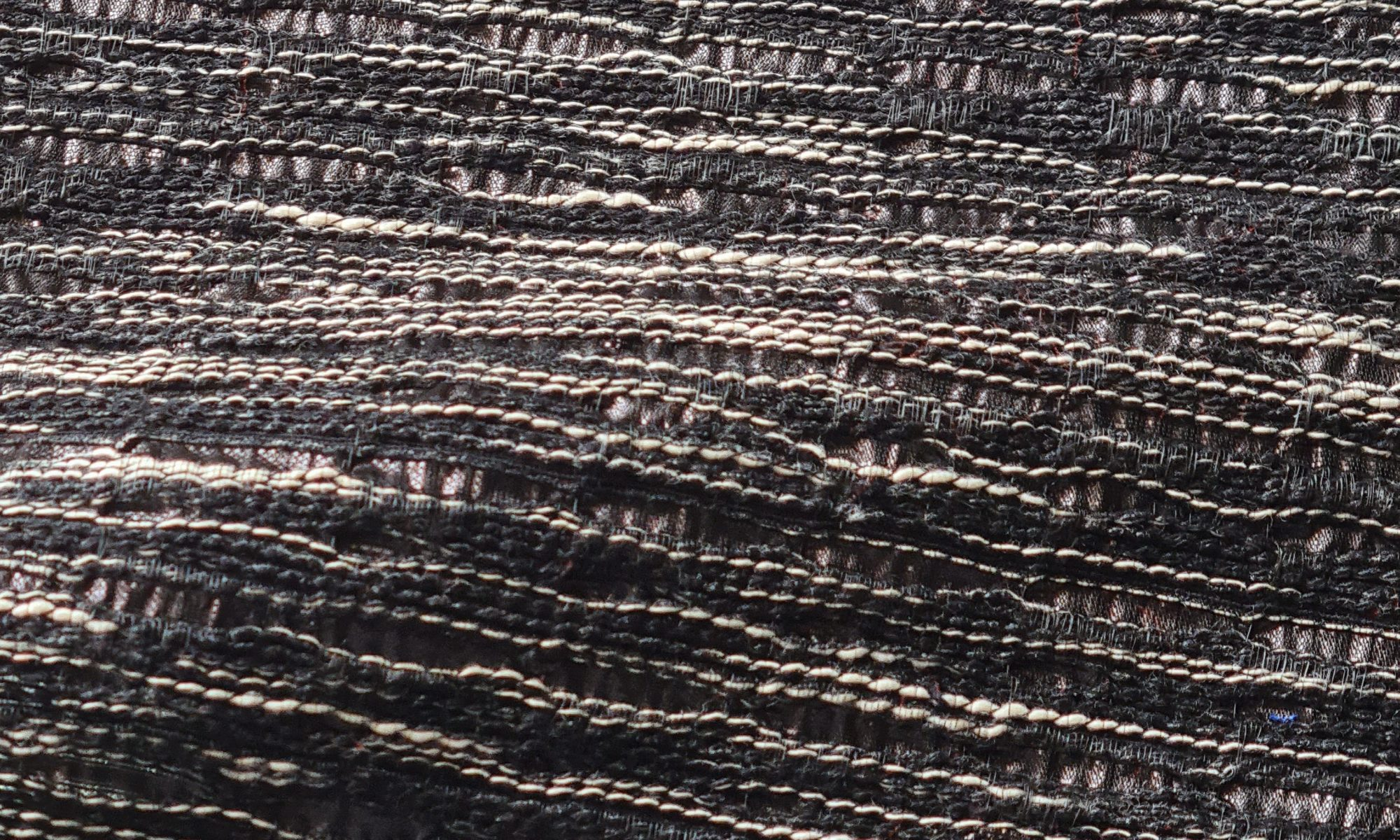 7571 chanel black jacket fabric WIDTH cm148 WEIGHT gr415 - gr280 square meter - COMPOSITION 63 cotton 19 polyester 7 acrylic 6 polyammide 5 others - 450mts