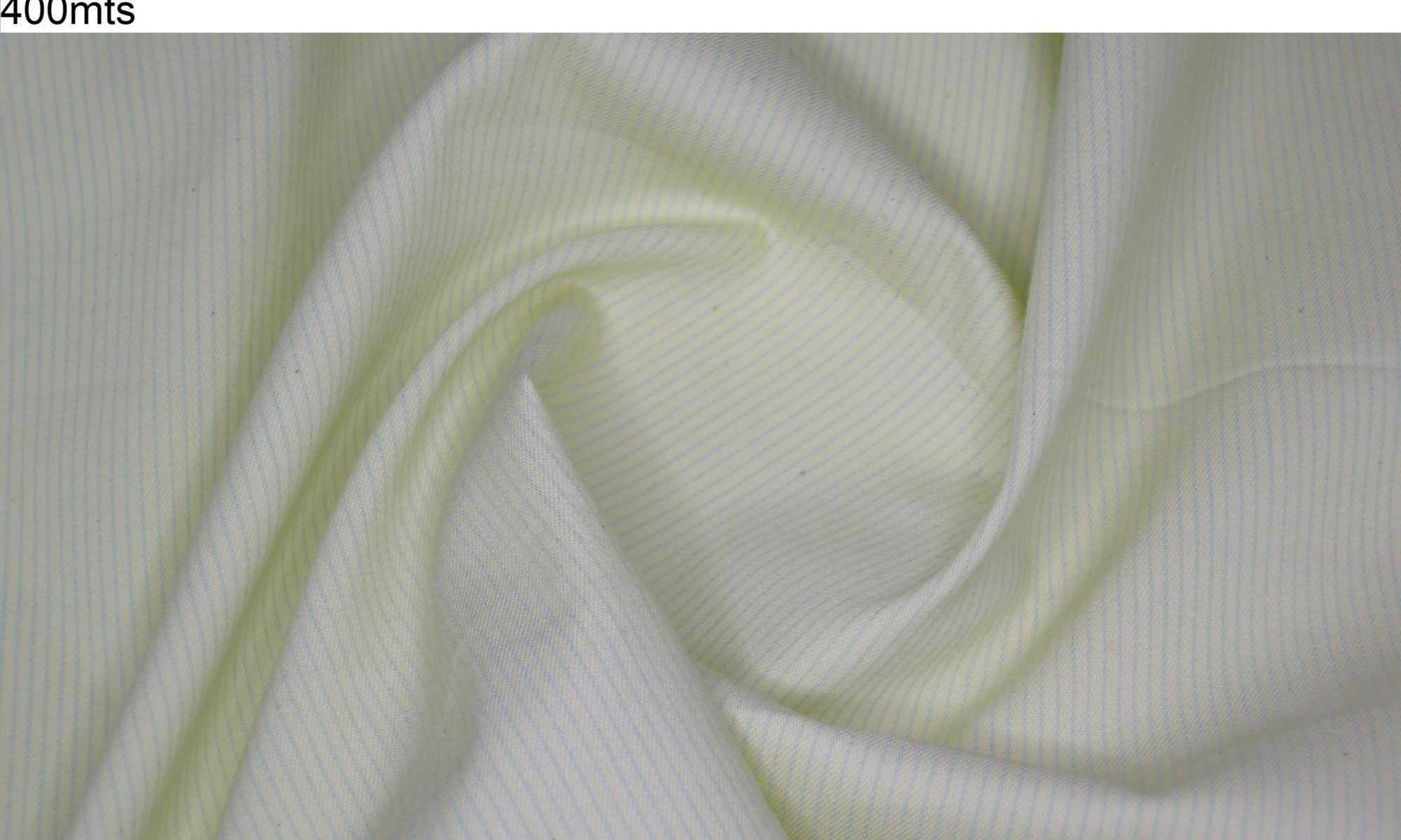 7720 yellow stretch filafil cotton popelin shirt fabric WIDTH cm140 WEIGHT gr260 - gr185 square meter - COMPOSITION 70 Cotton 30 Elastan - 400mts