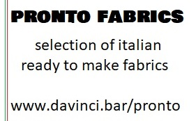 Davinci pronto selection of ready to make fabrics